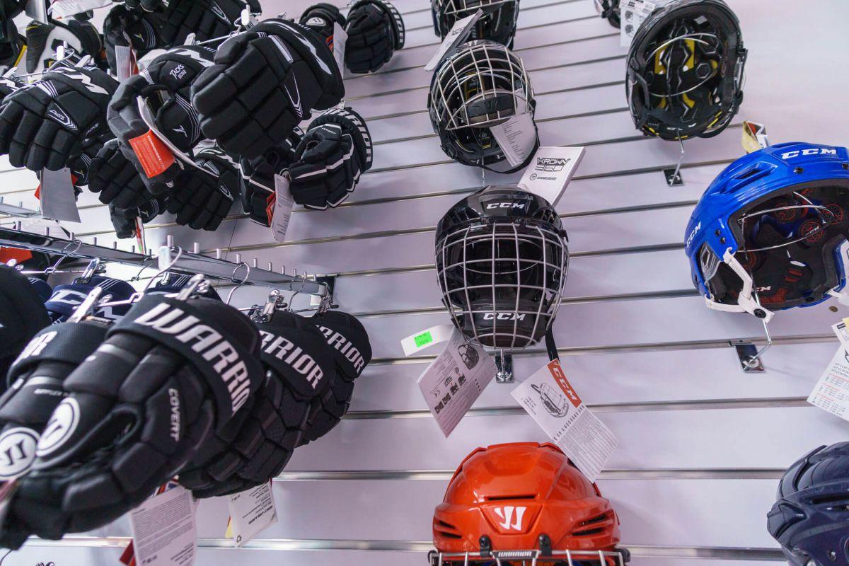 d49905f36e7ff Hokejový obchod / MM Aréna - hokejová hala, gym, wellness, reštaurácia